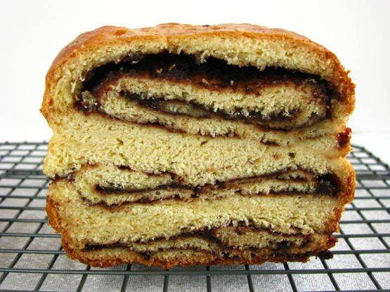 Gluten Free Chocolate Cinnamon bread | Gluten free/vegan living | Pin ...