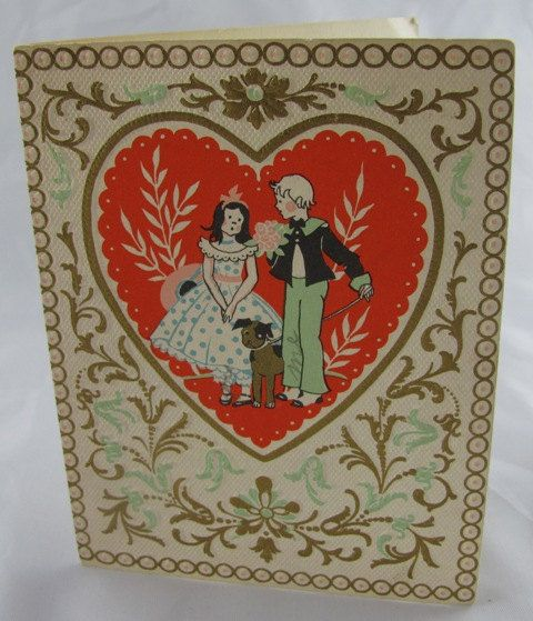 valentine cards romantic