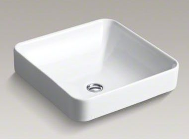 Kohler Square Sink : Kohler vox Square sink. $230. Bathroom Pinterest