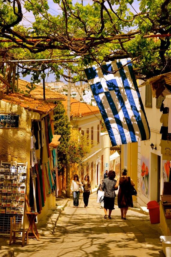 Plaka, Athens  Greece  Pinterest