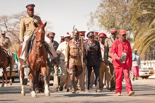 herero red flag day