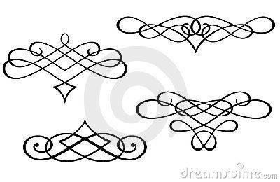 Swirly Things