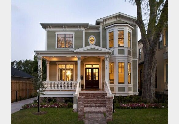 Gorgeous Craftsman Style House For The Home Pinterest