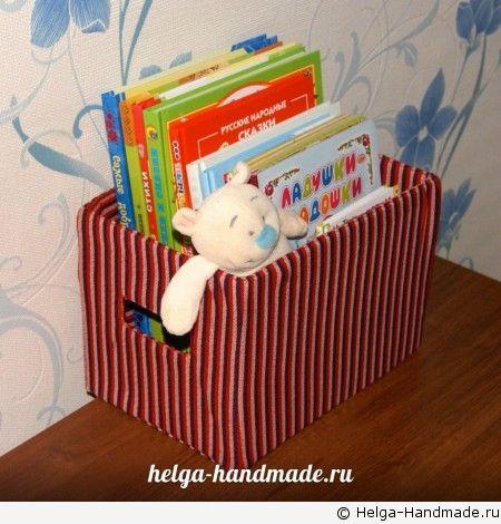 Органайзер для сумок в шкаф своими руками