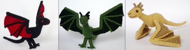 Crochet Patterns Game Of Thrones : Game of thrones knitting and crochet patterns