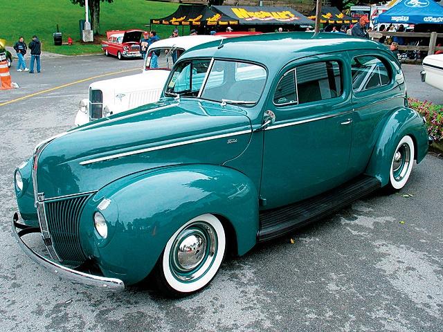 Ford 1940 sedan 39 40 ford pinterest for 1940 ford 4 door sedan