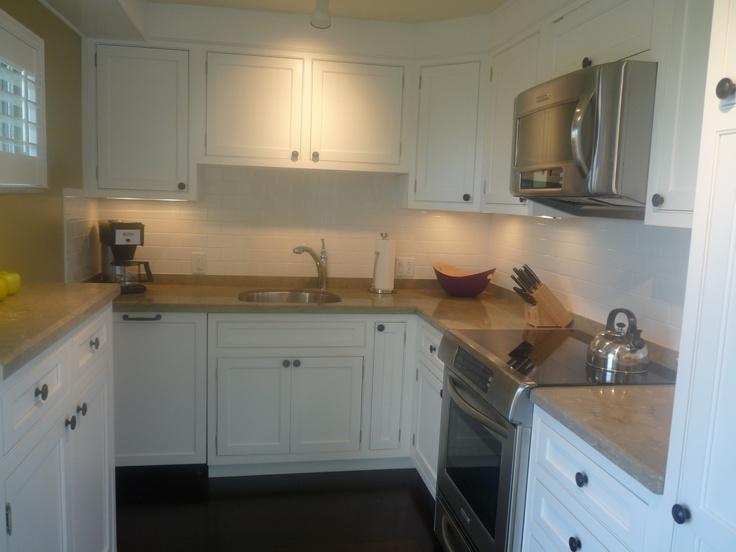 Small Condo Kitchen Design Small Condo Kitchen Renovation