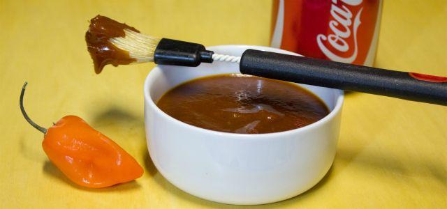 Coca Cola Habanero BBQ Sauce | Recipes to Try | Pinterest