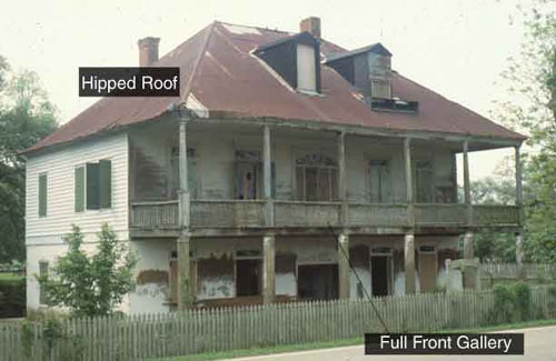 Pin creole plantation homes on pinterest for Creole house plans