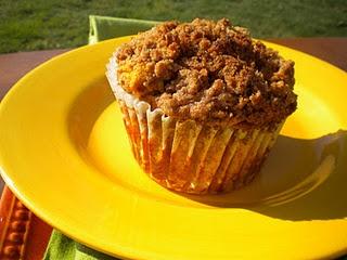 ... whole wheat crumble! They're healthy yet taste like pumpkin pie!! www