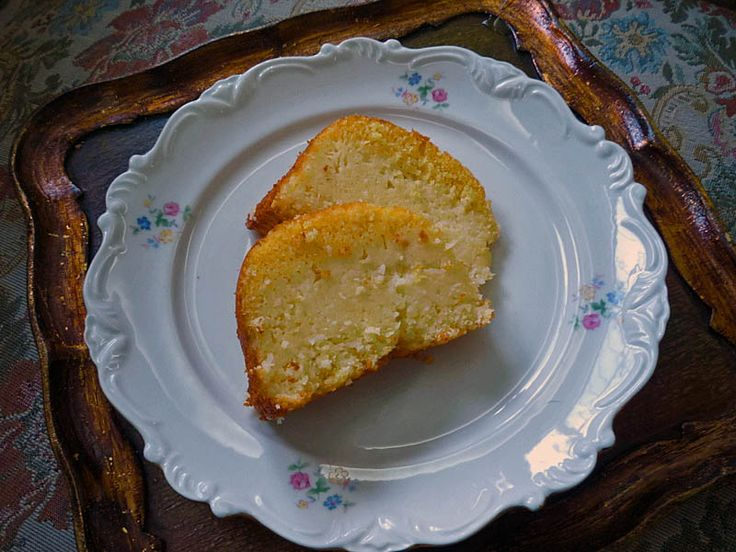 Cornmeal Cake (Bolo De Fuba) Recipes — Dishmaps
