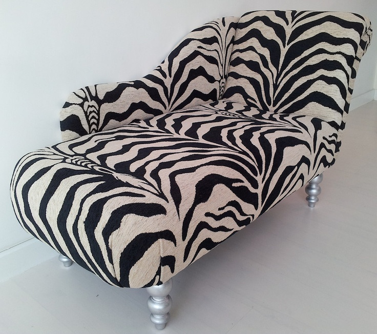 Pin by kaylee alexis on bean bag and chair pinterest for Animal print chaise longue