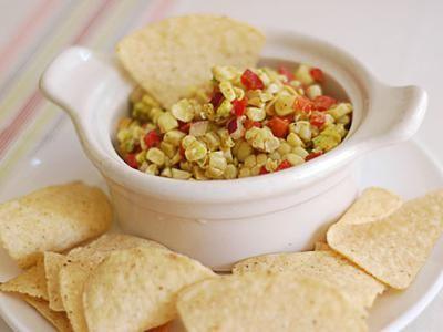 Fresh Corn and Avocado Salsa