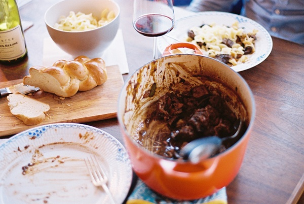 Beef Bourguignon-Julia Child's Recipe | Yum- Beef | Pinterest