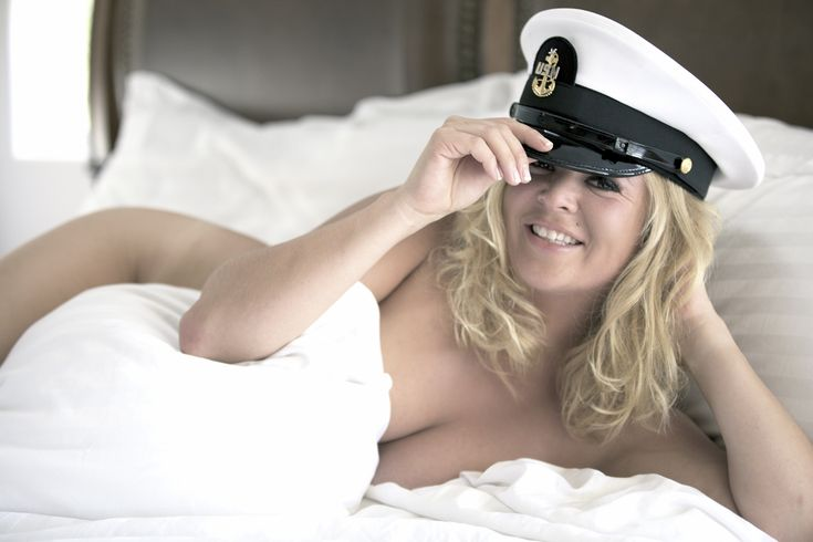 military wives posing in playboy