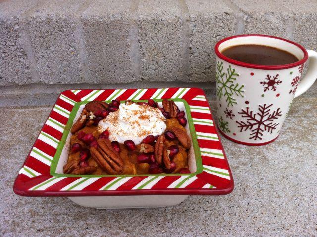 Gingerbread oats | Start your day.. | Pinterest