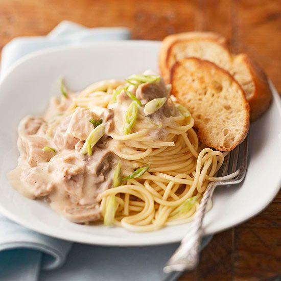 Warm Dinners: Casseroles, Soups & More