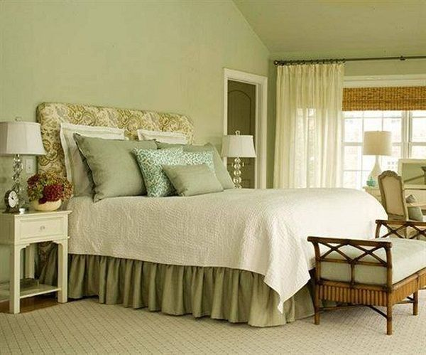 Sage Green Bedroom Simple Of Bedrooms with Sage Green Walls Photo