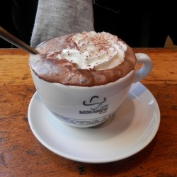 Italian Hot Chocolate. The best hot chocolate (or better called hot ...