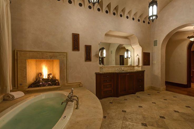 Mediterranean master bath ideas for my dream home for Mediterranean master bathroom ideas
