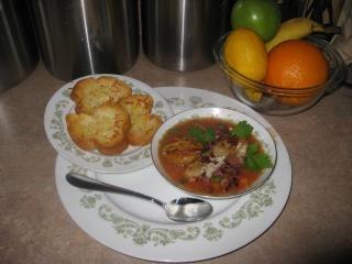 Catham Cod-Manhattan Clam Chowder- Got this recipe from Bobby Flay's ...