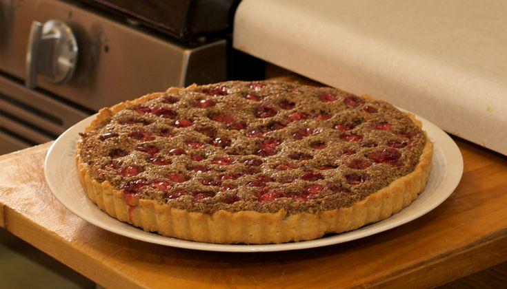 Cranberry Pecan Tart | Food | Pinterest
