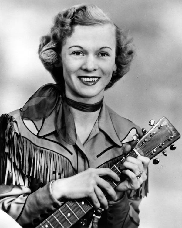 Jean Shepard The Melody Ranch Girl Music Country Music