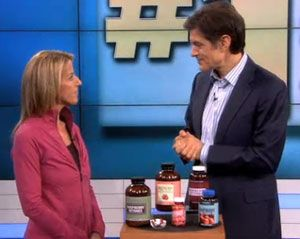 as seen on Dr. Oz, natural supplement for weight loss