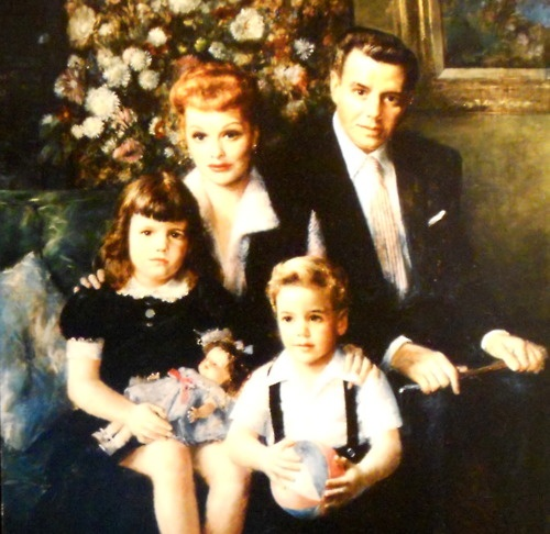 lucille ball desi arnaz lucy with others 1 pinterest