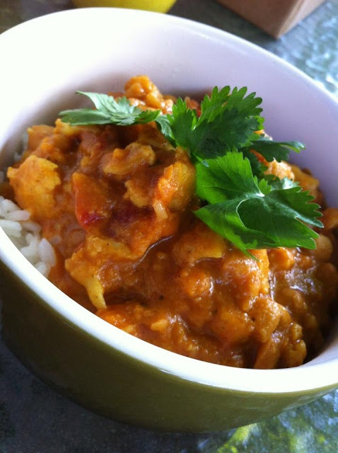 Aloo Gobi. Hungry for Indian Food? This one is easy!