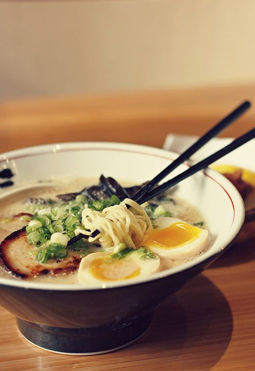 Tonkotsu Ramen | Food