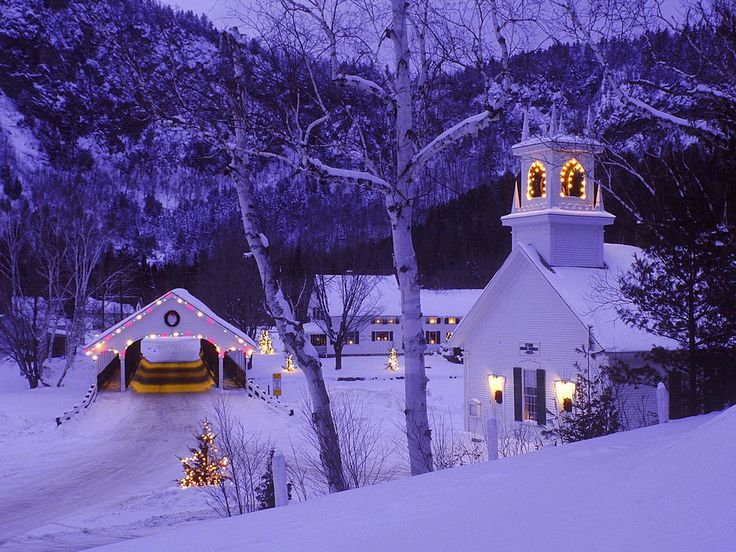 winter wonderland scene | Winter | Pinterest