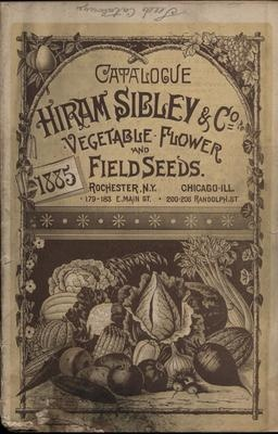 1885 fab seed catalog!! 120 pages Great illustrations!! Looooove these old catalogs, such windows into the history of that time!!!!!