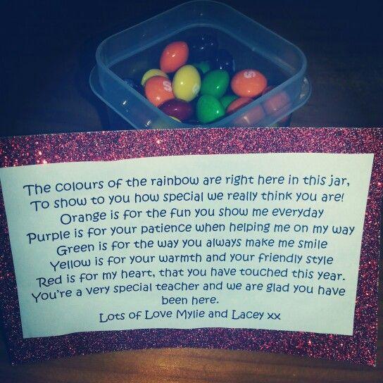 Skittles gift | Creative stuff | Pinterest