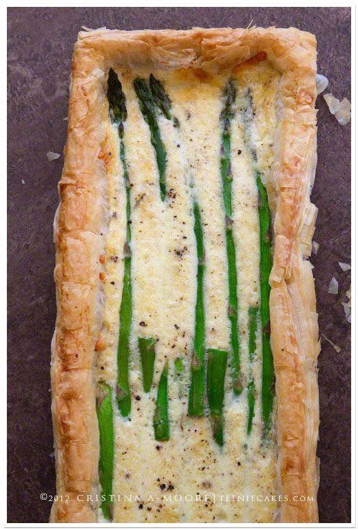 gruyere and ham mac and cheese pot pies asparagus gruyere tart recipe ...
