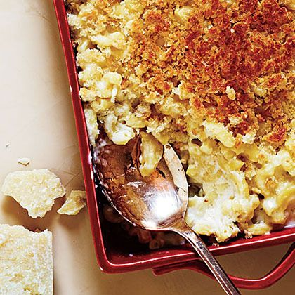 Truffled Mac and Cheese by Cooking Light | Dinner Recipes | Pinterest