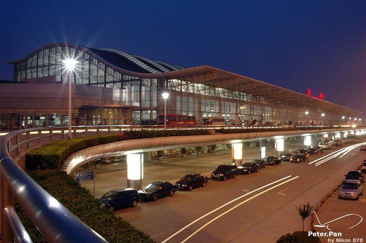 Chengdu Airport in China