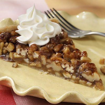 Caramel Nut Tart (use Pillsbury #glutenfree pie crust)