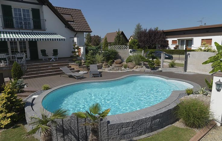 Pinterest for Waterair piscine