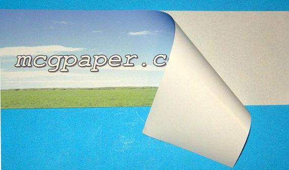 inkjet sticker paper