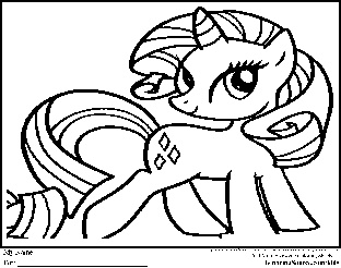 my little pony unicorn coloring pages - old my little pony unicorn coloring page coloring pages