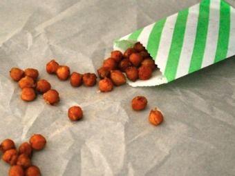 Chickpea Poppers | Plant-Based Eats | Pinterest