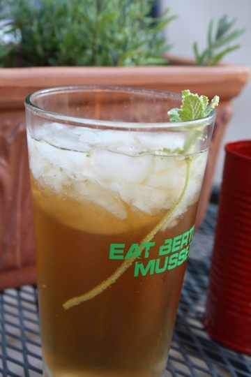 ... pineapple arugula mint mojitos recipes dishmaps pineapple arugula mint