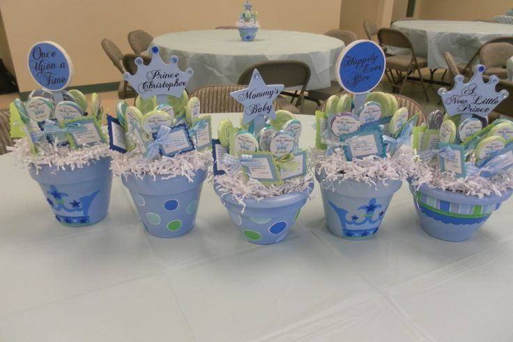 Pin by annette jones on baby shower ideas pinterest - Baby shower ideas for a boy centerpieces ...