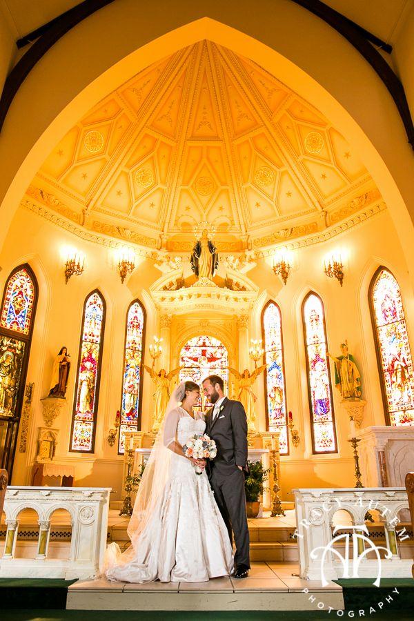 Basilica Foyer Elysium Hotel : Richelle travis wedding st patricks cathedral mc david