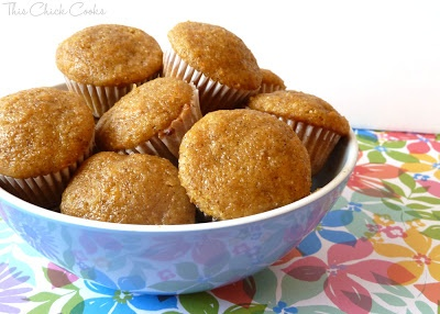 Sweet Potato Muffins | This Chick Cooks | Recipes | Pinterest