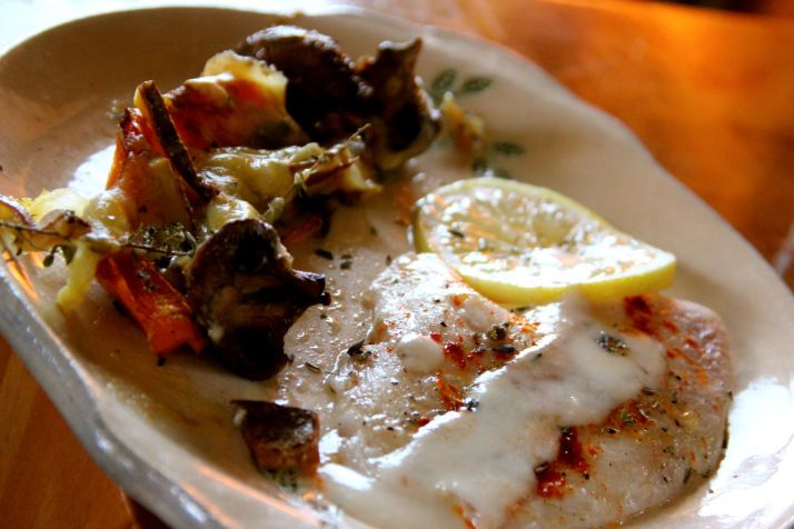 Pan Fried Sole or Flounder with Herbes De Provence Topped with a Warm ...