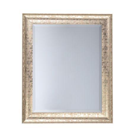 Pewter Mirror 30x36 at Kirkland s