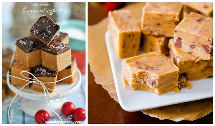 salted caramel fudge | recipes - sweets | Pinterest