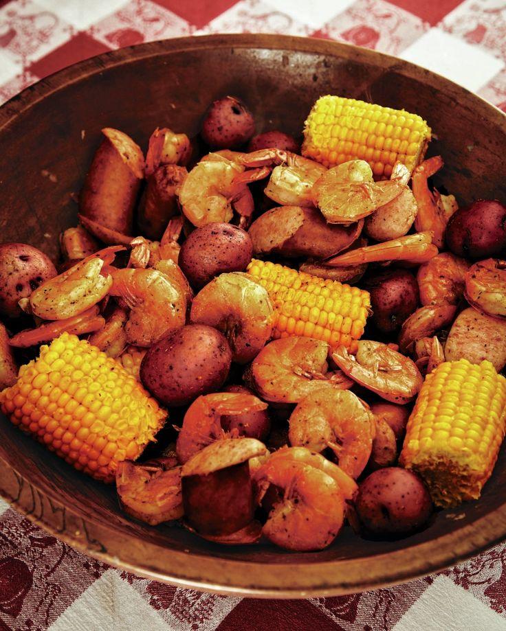 Cajun Shrimp Boil | Main Dishes | Pinterest